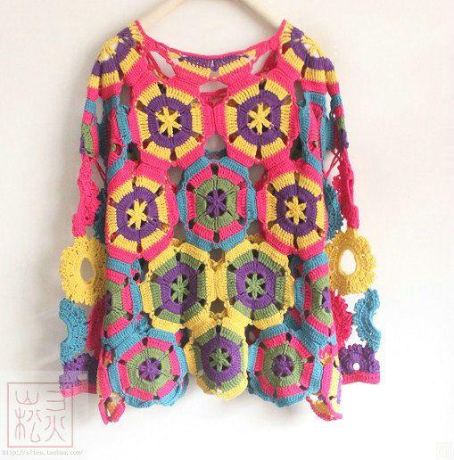 X Inspiració! Crochet Top