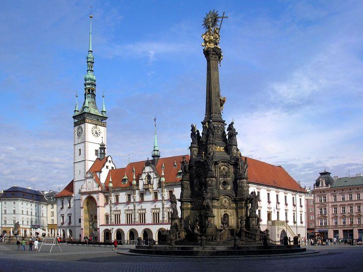 Olomouc Horní náměstí