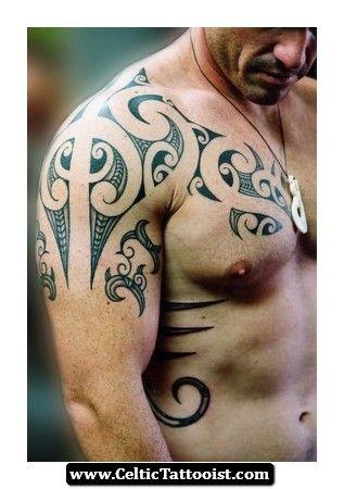 Celtic Shoulder Tattoos for Men - Bing Images