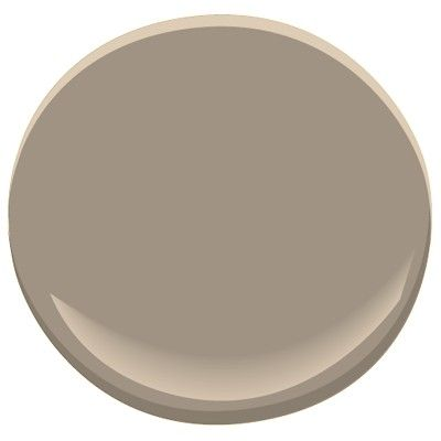 Benjamin Moore Weimaraner: beautiful warm gray with red and brown undertones, goes nicely with orange tones since it creates a beautiful balance