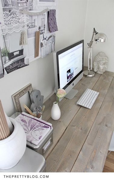 Pretty Office - Inspiration | We love | The Pretty Blog