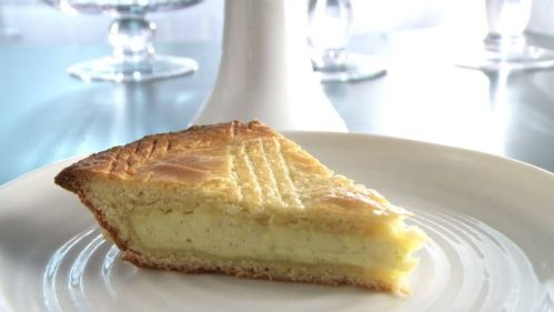 Gâteau basque - Patrice Demers