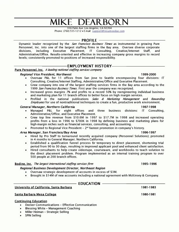 Human Resources Human Resources Resume Hr Resume Job Resume