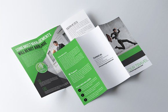 Business Trifold Brochure by Psd Templates on @creativemarket brochure design templates 3 fold brochure template tri fold brochure design leaflet template tri fold brochure template word online brochure maker print brochures 3 fold brochure brochure template