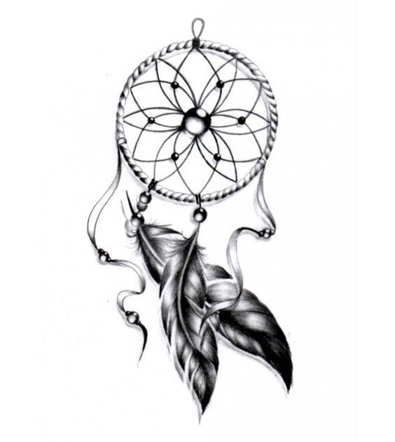 25 Beste Idee N Over Tatouage Attrape Reve Op Pinterest