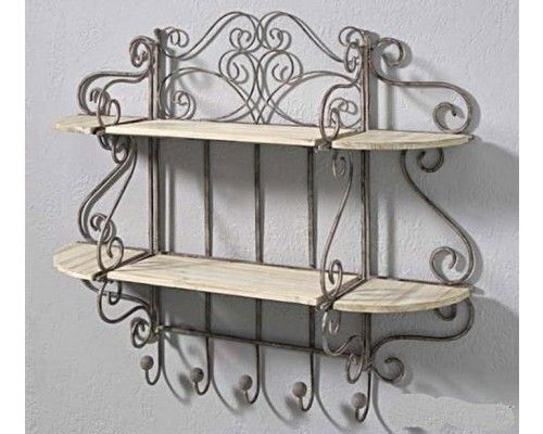 78 best images about etag re et fer forg antique j 39 adore on pinterest coffee mug holder. Black Bedroom Furniture Sets. Home Design Ideas