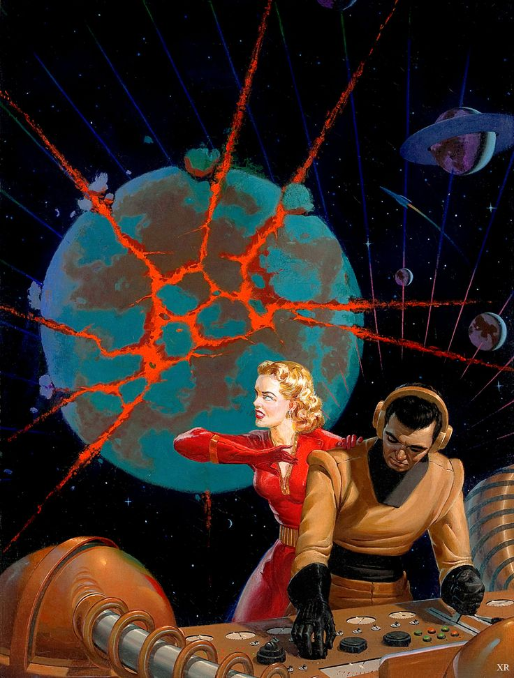 1950 ... Super Science!