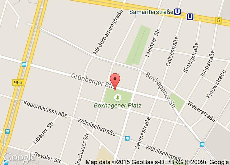 Flohmarkt am Boxhagener Platz - Berlin.de