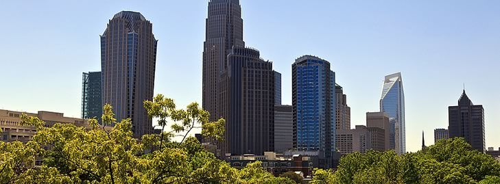 Moving to Charlotte North Carolina from Manhattan in New York City is made easy with All Around Moving company. Get furniture move quote to Charlotte NC from NYC today.