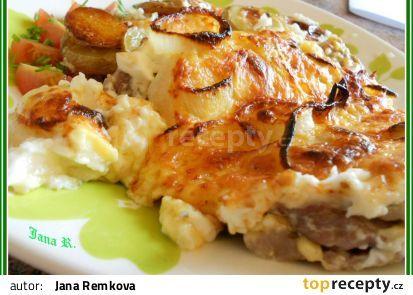Vepřová krkovice v majonéze recept - TopRecepty.cz