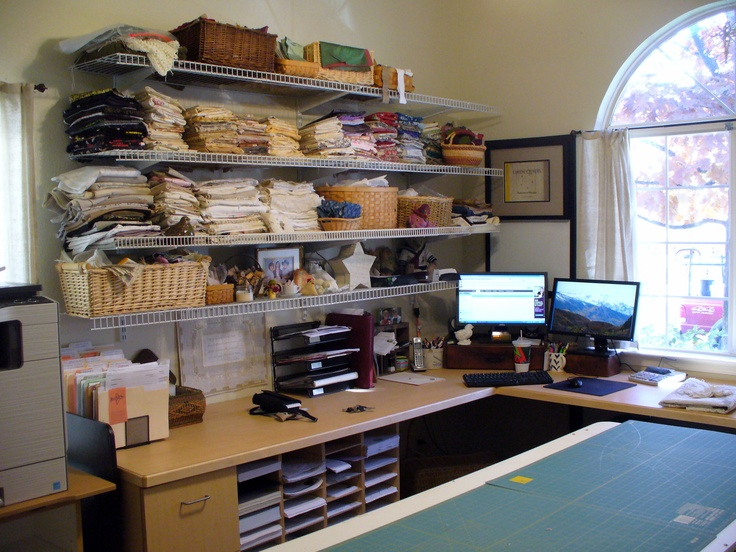 My sewing room!