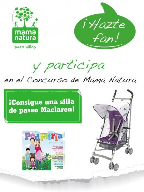 Consigue una silla de paseo Maclaren gratis
