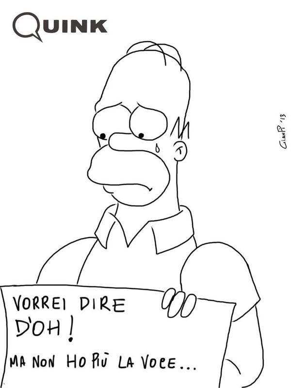 Tonino Accolla morto: ci lascia la storica voce di Homer Simpson