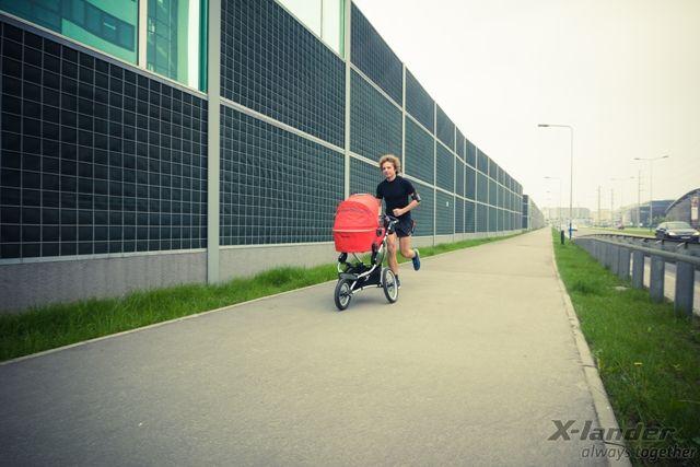 Wózek dziecięcy X-lander X-Run