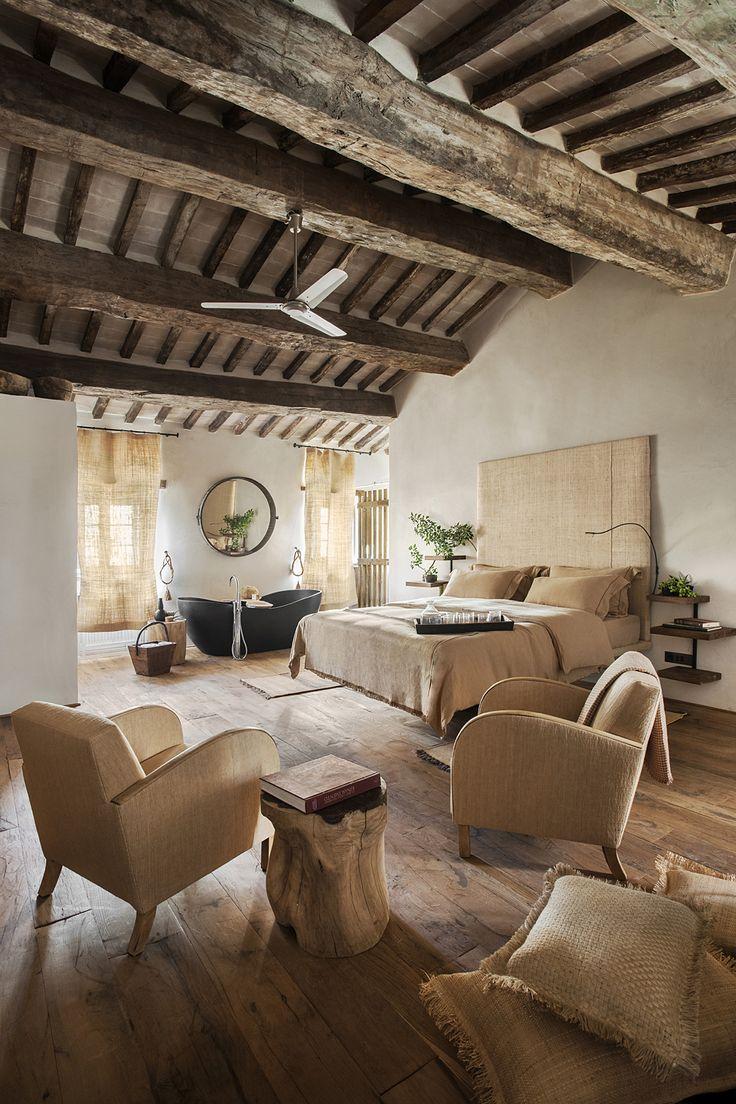 Oltre 25 fantastiche idee su camere da letto stile country for Design boutique hotel toskana