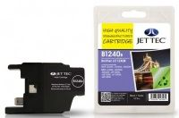 JetTec Brother LC-1240B Black Remanufactured Ink The Brother LC-1240B Black remanufactured Ink Cartridge by JetTec - B1240B is a JetTec branded remanufactured printer ink cartridge for Brother printers. They provide OEM style quality printing but at http://www.MightGet.com/february-2017-3/jettec-brother-lc-1240b-black-remanufactured-ink.asp