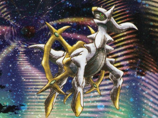 I got: Arceus! Which Legendary Pokemon Are You? You are wise and helpful!