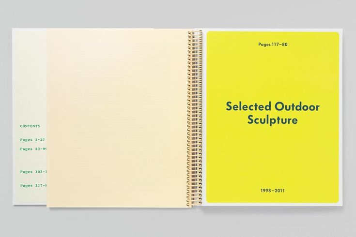Gagosian Gallery – Franz West: Man with a Ball 2012 | Publication | Graphic Thought Facility