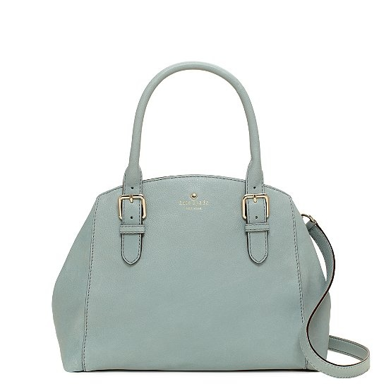 loving this pastel color of the Kate Spade Brighton Park Sloan bag