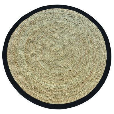 Jute Rug | Indian Floor Rug | Simon Black | Recycled Mats