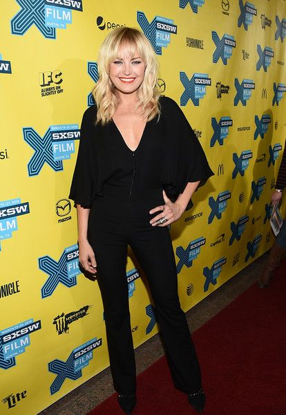 """Malin Akerman Photos - Actress Malin Akerman attends the premiere of """"The Final Girls"""" during the 2015 SXSW Music, Film + Interactive Festival at The Paramount Theater on March 13, 2015 in Austin, Texas. - """"The Final Girls"""" - 2015 SXSW Music, Film + Interactive Festival"""