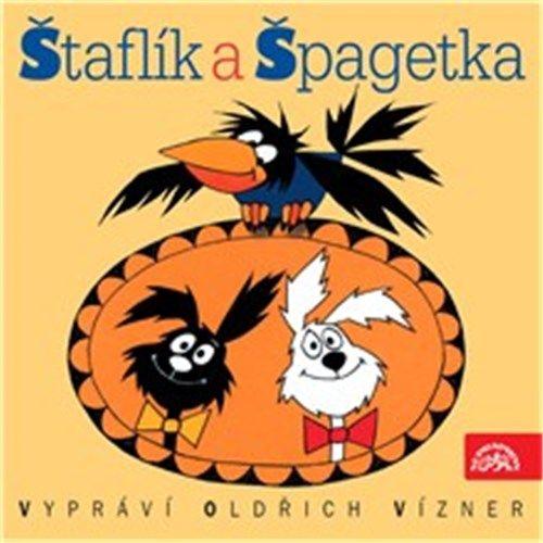 Kreslíř a ilustrátor Zdeněk Smetana vytvořil před dvaceti lety dvojici psíků, malého, podlouhlého Špagetku, a vysokého, dlouhonohého Štaflíka. O jejich příhodách vznikl animovaný večerníček, stále reprizovaný v České televizi