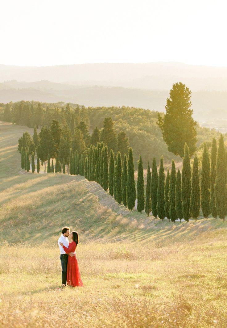 Nazym & Simone's photos in Certaldo, Tuscany, Italy