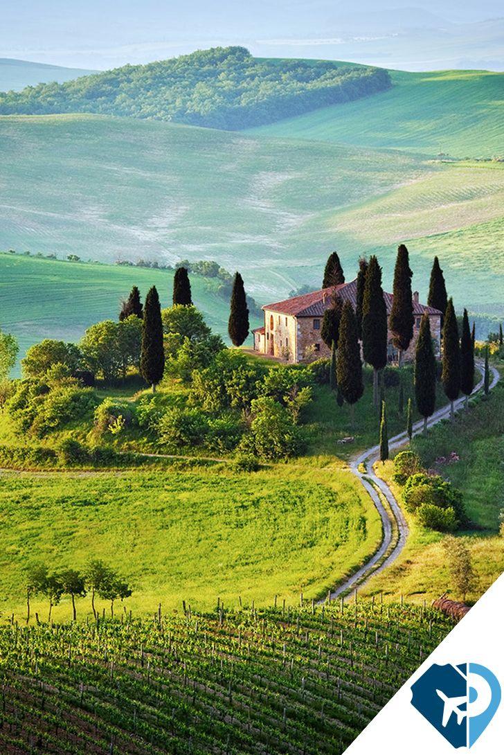 La región de Toscana es una de las mayores y más importantes regiones italianas por su patrimonio artístico, histórico, económico, cultural y geográfico. Asómbrate y llena de color tu día.