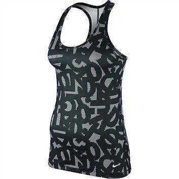 Womens Sports Clothing & Sportswear - Womens Sports Apparel - Rebel - Nike Womens Printed Tank
