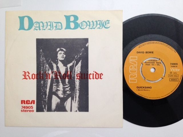 10 best images about david bowie 7quot single sleeves on