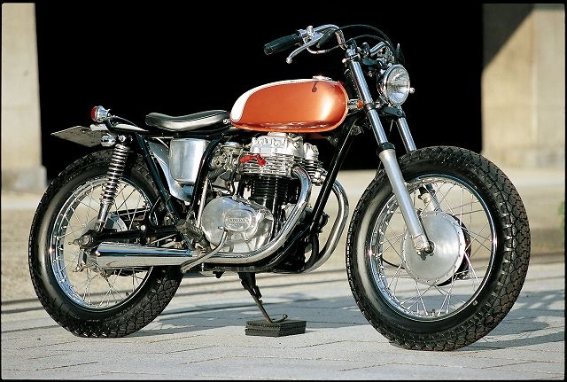 Another #honda gb250, #gravelcrew