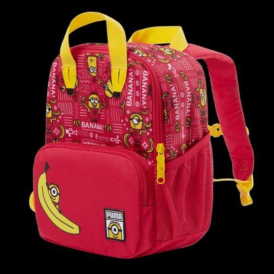 Puma MINIONS Small Backpack Kidsของแท้มือ 1 รับประกันของแท้จาก Puma ข้อมูลเพิ่มเติมกระเป๋าเป้ Puma MINIONS Small Backpack Kidsมีความทนทาน ถูกออกแบบมาให้มีสีสันที่โดดเด่น ขนาดของเป้ 22 x 28 x 12 cm (11l) สนใจ สามารถติดต่อสั่งซื้อ หรือติดต่อสอบถามได้ที่ www.peeposhop.com  Email:peeposhop@yahoo.com เบอร์โทร.0893144970  BLog :http://peeposhop.blogspot.com Line : peeposhop Facebook : PeePo SHOP หรือ @peeposhop29 FB SHOP :www.facebook.com/pg/peeposhop29/shop Shopee : peeposhop Line…