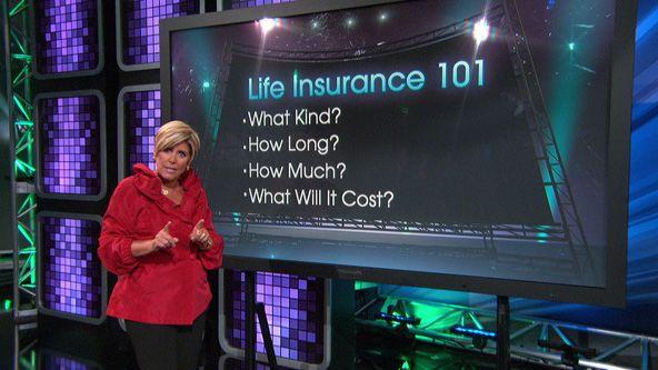 Life Insurance 101 | Life insurance, Helen george, Suze orman