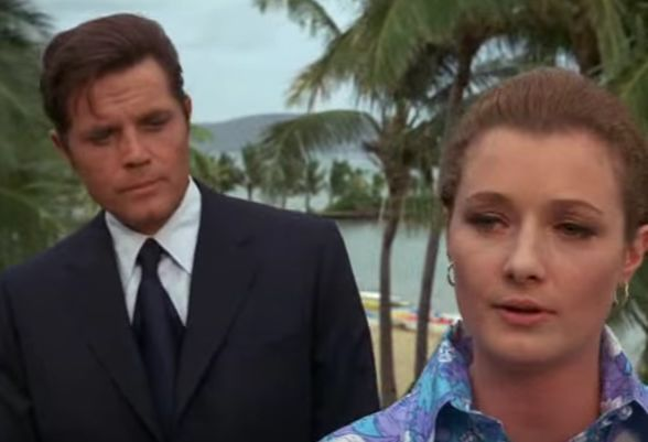 jack lord cbs photos | diana muldaur hawaii fiveo jack lord
