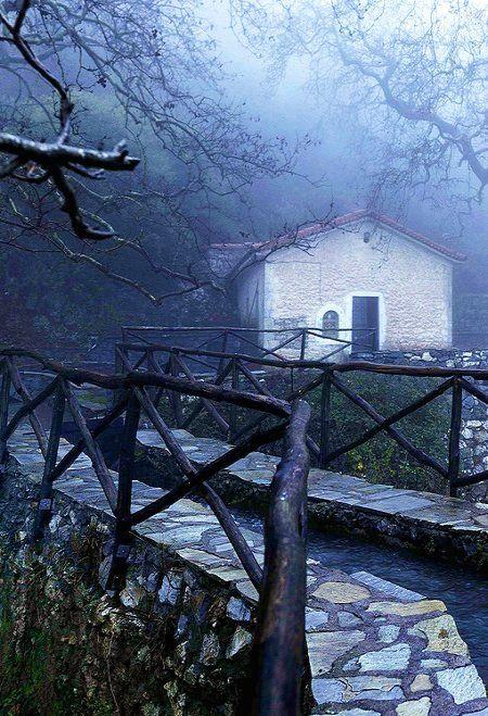 Dimitsana, Arcadia, Greece | Flickr - Photo by Vasilis.