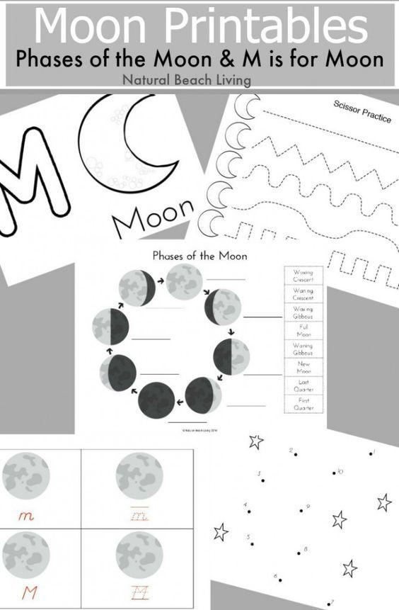 moon activities montessori astronomy montessori the o 39 jays and salts. Black Bedroom Furniture Sets. Home Design Ideas