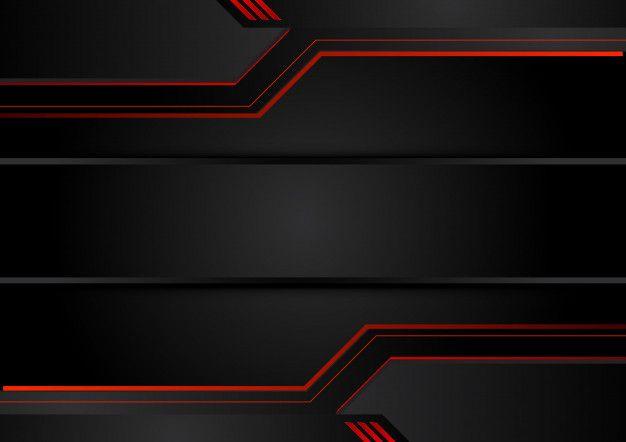 Pin On Rojo Wallpaper negro y rojo hd
