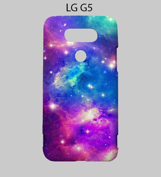 Colorful Galaxy Hubble Nebula LG G5 Case Cover
