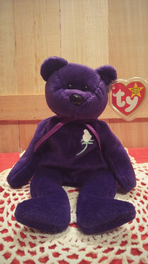 Hey, I found this really awesome Etsy listing at https://www.etsy.com/listing/275388690/princess-diana-ty-beanie-baby