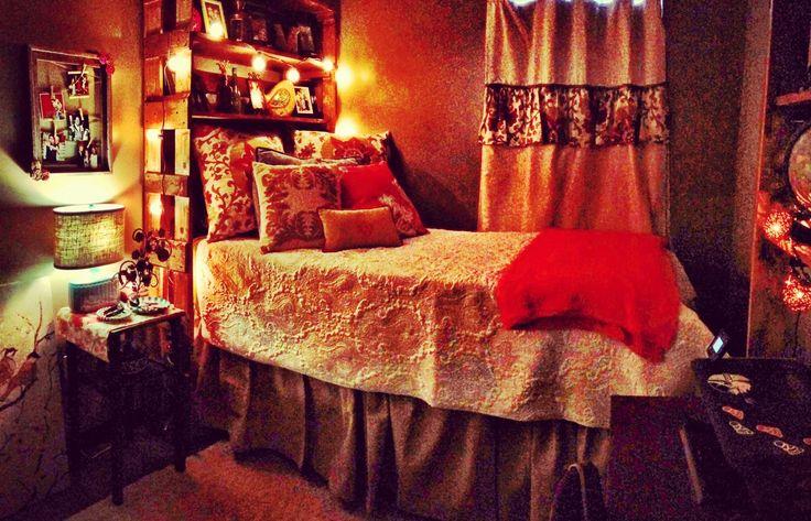 Comfy cozy dorm