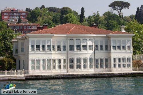 Hasip Paşa Yalısı – Beylerbeyi: 160 milyon dolar