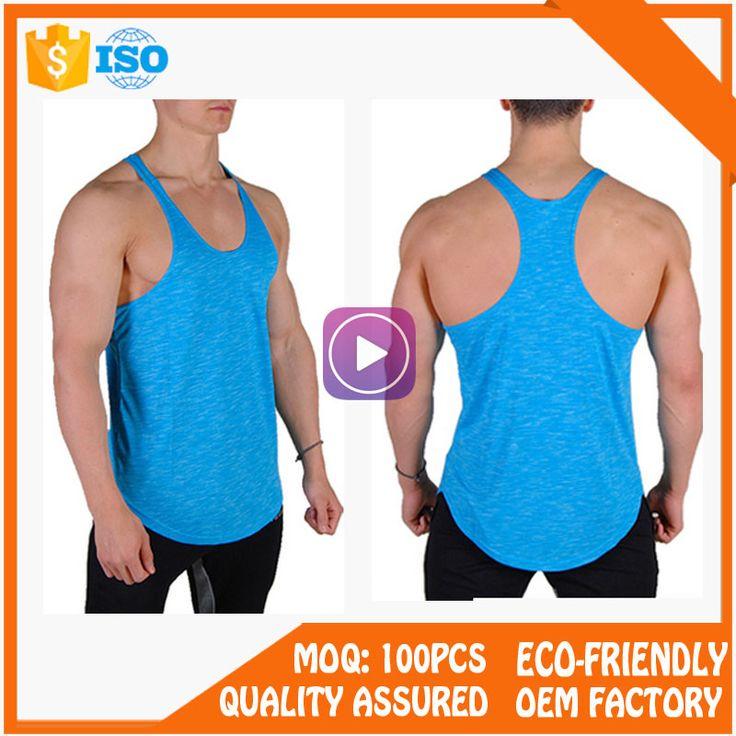 OEM gym tank top men gym, men tank top men gym custom, stringer tank top gym factory
