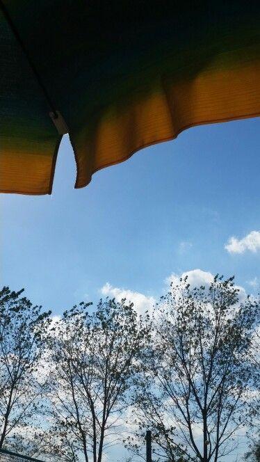 Sotto l ombrellone...a lido delle nazioni