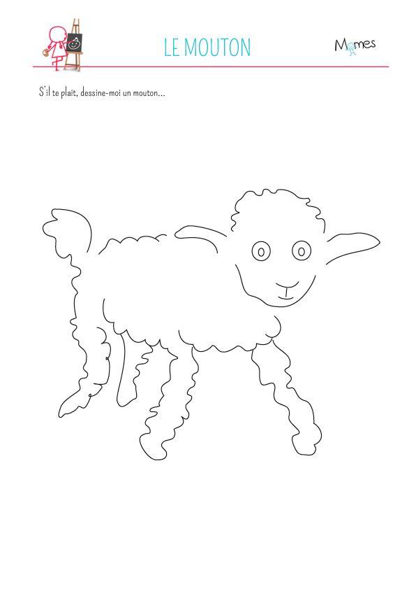 1000 ideas about il piccolo principe on pinterest the little prince aldous huxley and - Dessin mouton ...