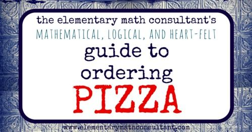 This 3.5 minute video uses the formula for the area of a circle to explain why it's always best to buy a larger pizza. This is NEED TO KNOW information! Mmmmmmmm... Enjoy! www.elementarymathconsultant.com
