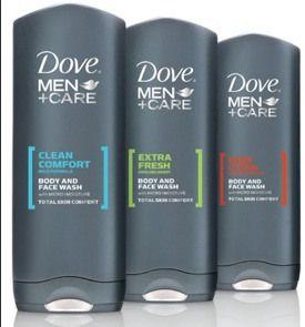 *Hot* Dove Men +Care Body Wash
