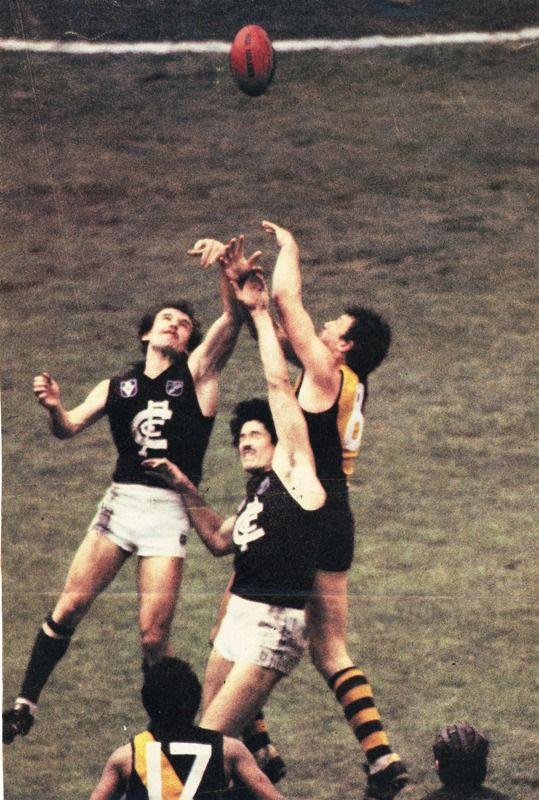 1982 Grand Final : Blueseum - Online Carlton Football Club Museum