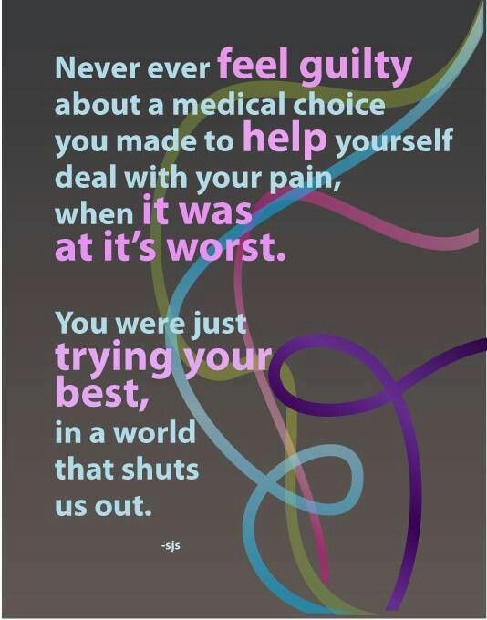 Life with Insomnia and chronic pain - medicine helps, it's not something to be ashamed of.
