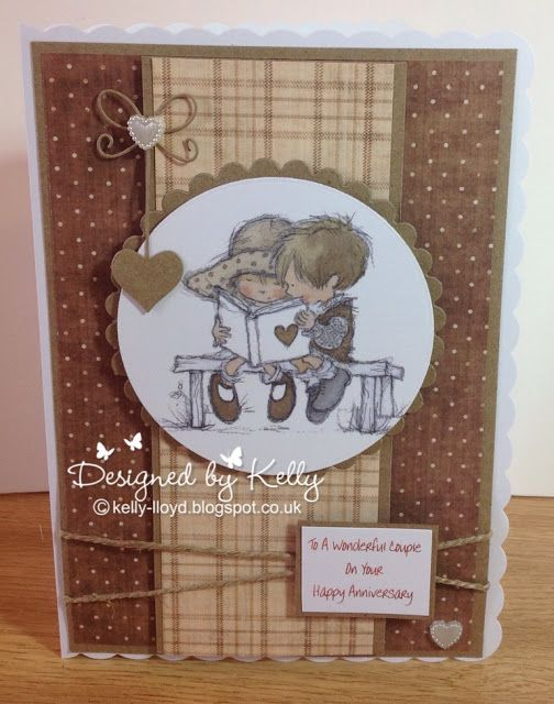 LOTV - True Love Art Pad with Country Gent Paper Pad by Kelly Lloyd