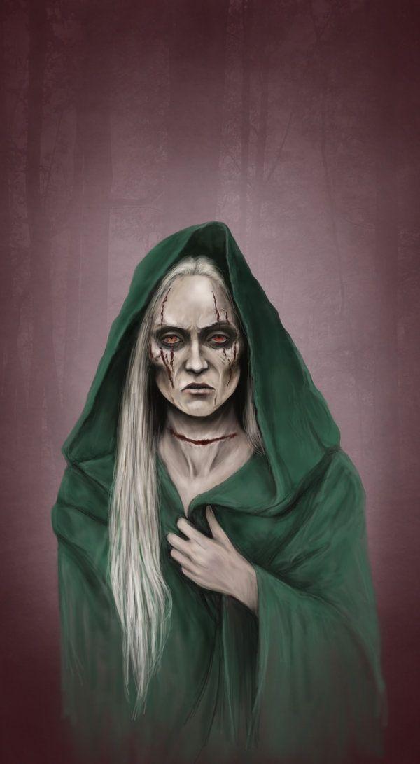 Mother Merciless (Catelyn Tully Stark) Finished by denkata5698.deviantart.com on @deviantART